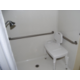 Wheelchair Accessible with roll in shower