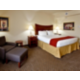 Sleep like a King in this king-bedded guest room