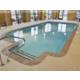 Indoor Heated Salt System Swimming Pool