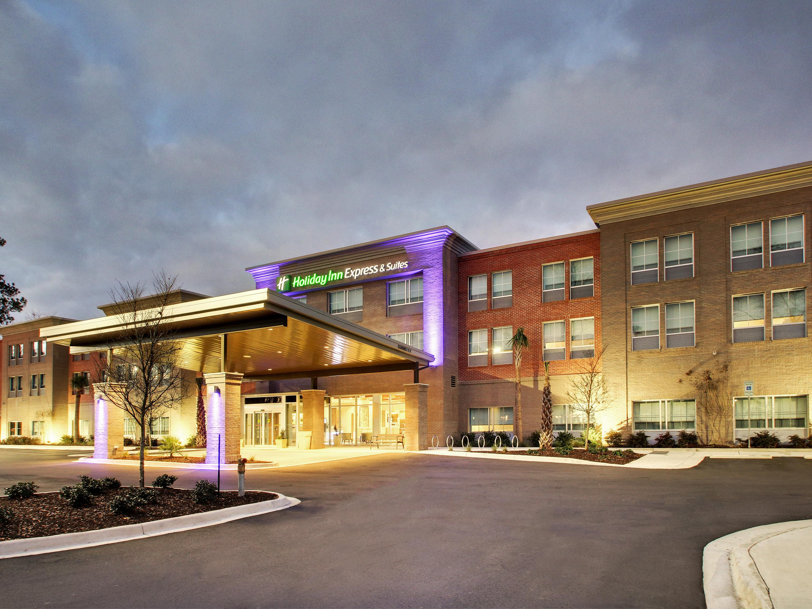 Holiday Inn Express Suites Charleston Ne Mt Pleasant Us17 Hotel By Ihg