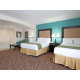 Two Double Bed Jacuzzi Suite