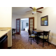 Two Bedroom Suite, sitting area with table and 4 chairs