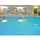Take a dip in our indoor pool.