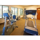 Get your workout in for the day in our spacious fitness center.