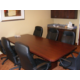 Ask about our boardroom, which accommodates up to 8 guests.