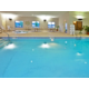 Swimming pool great for families and corporate travelers.