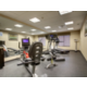 Get that workout using our fitness center.