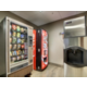 Vending Machines for snack time.