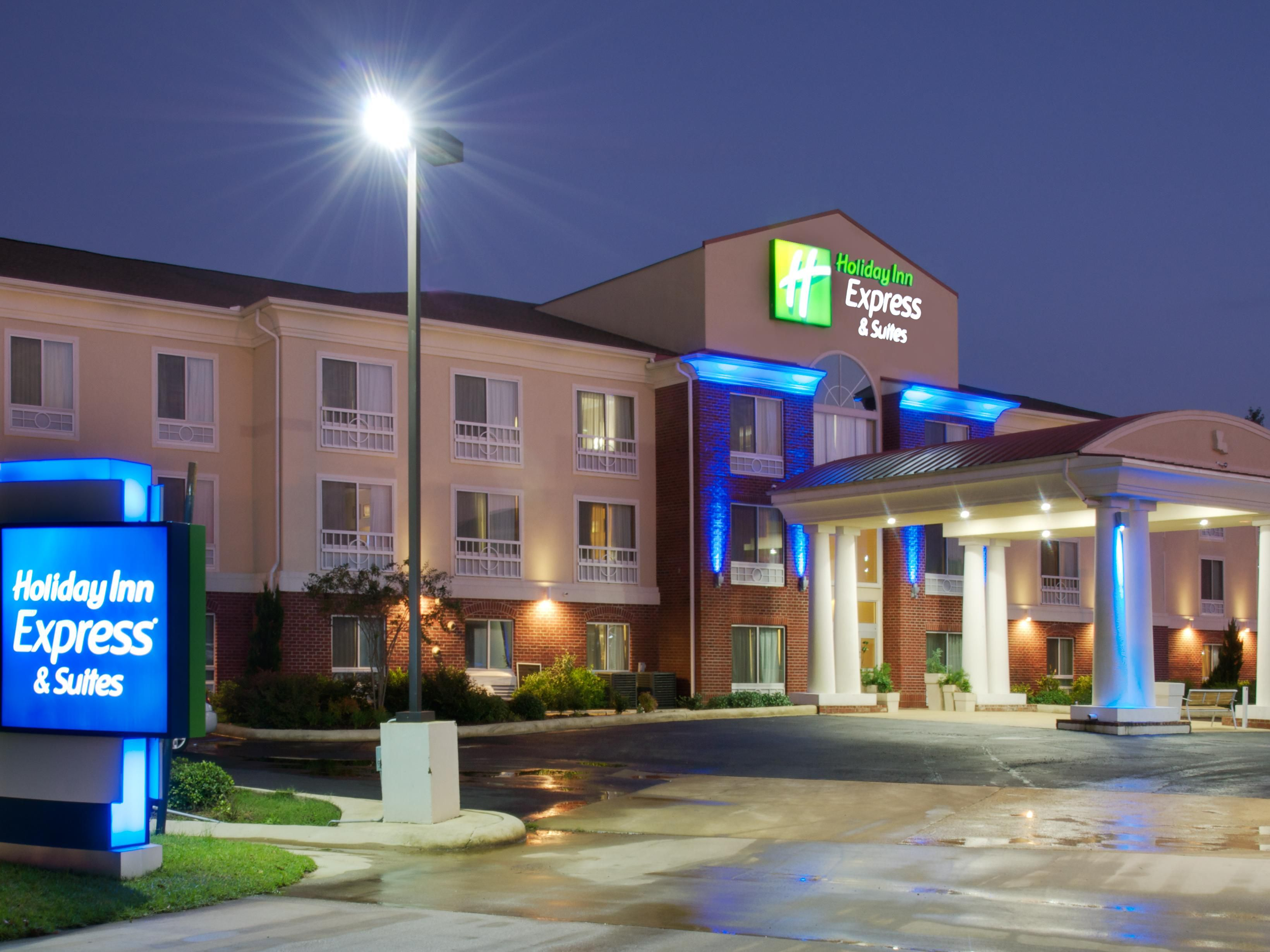 Hotels In Alexandria La