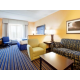 Enjoy The Extra Space In Our King Suite.Great For Business Travel