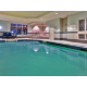 Take a dip in our indoor heated swimming pool