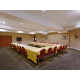 We offer over 750 sq ft. of meeting space.