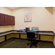 Enjoy the convenience of our 24 hour business center.