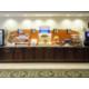 Complimentary Hot Buffet Breakfast Bar
