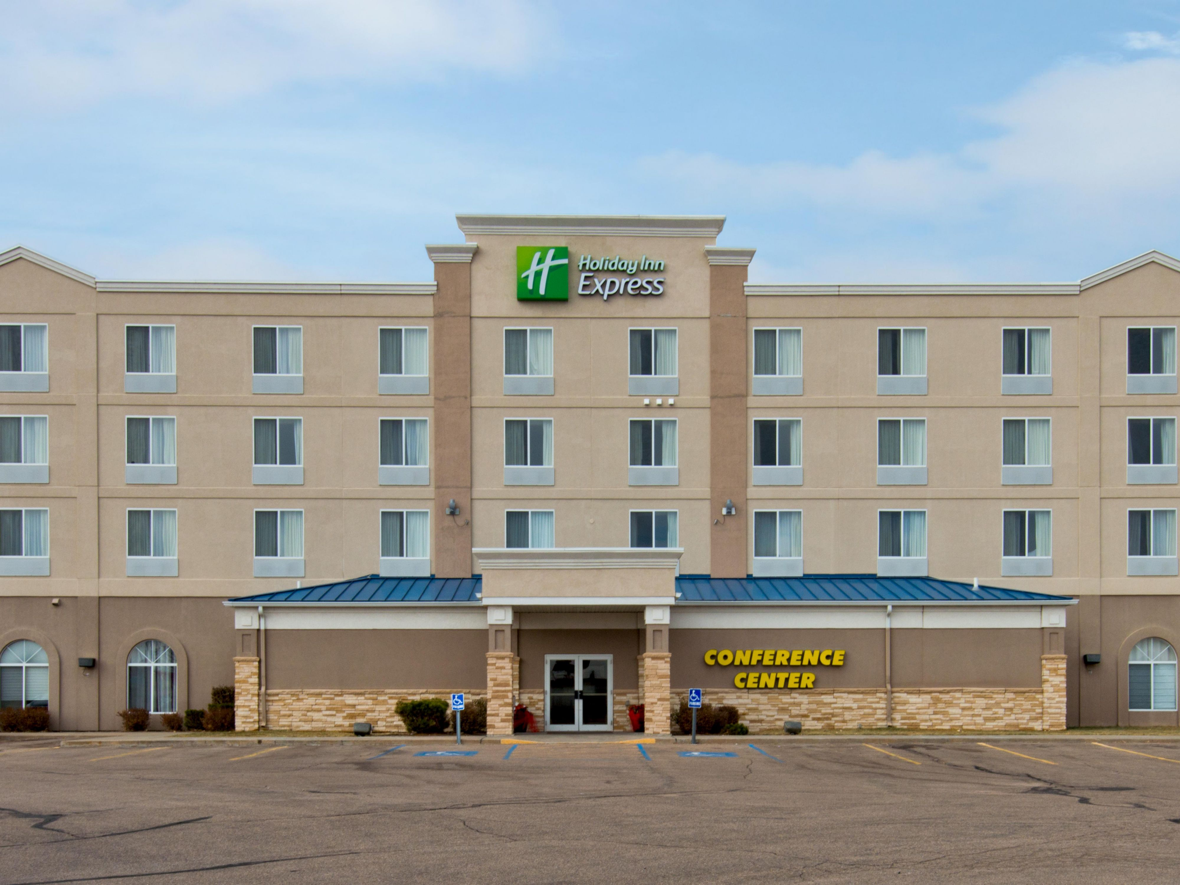 Holiday Inn Express North Platte Looks Forward to Welcoming  You