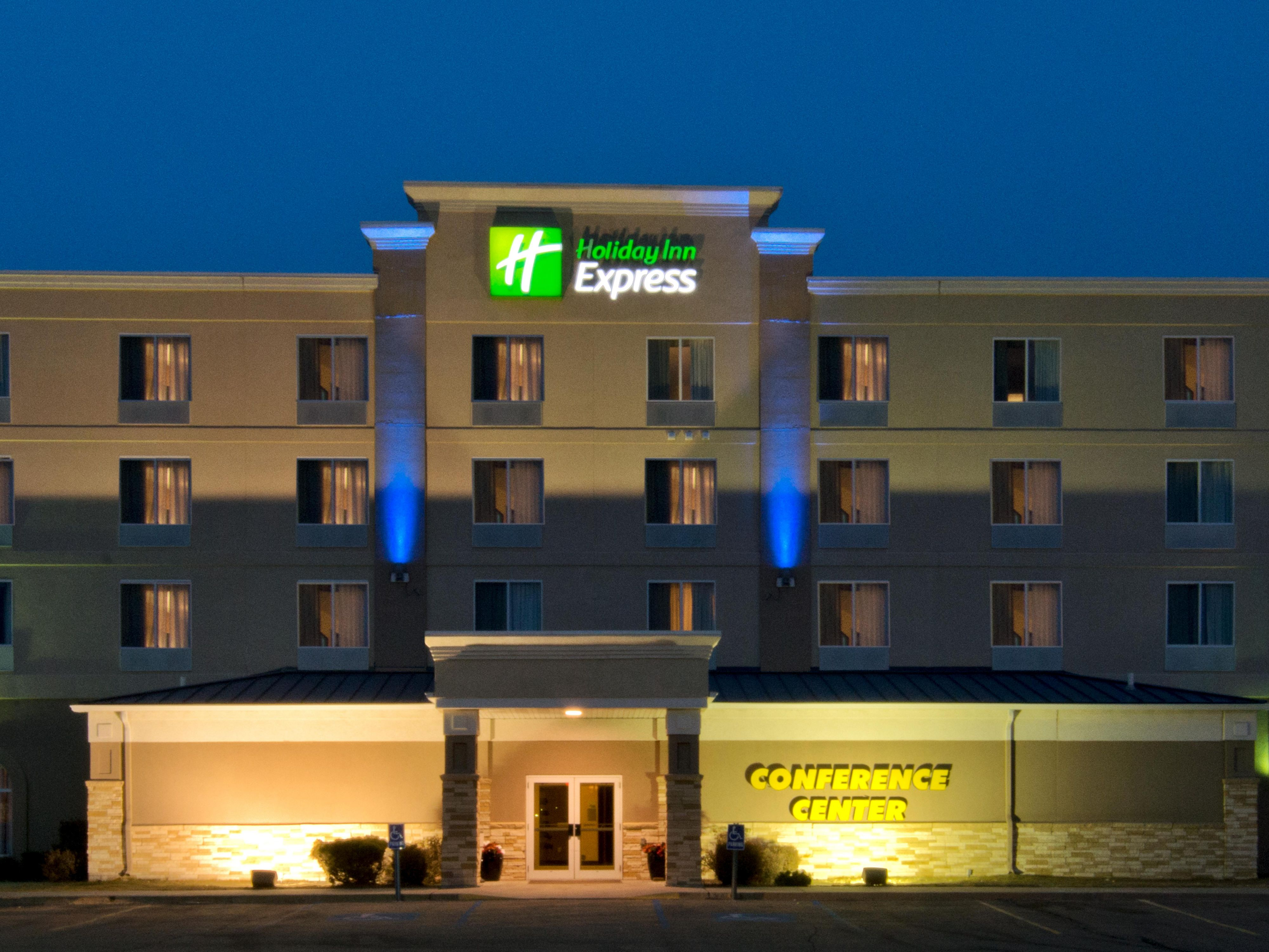 Your home away from home Holiday Inn Express North Platte