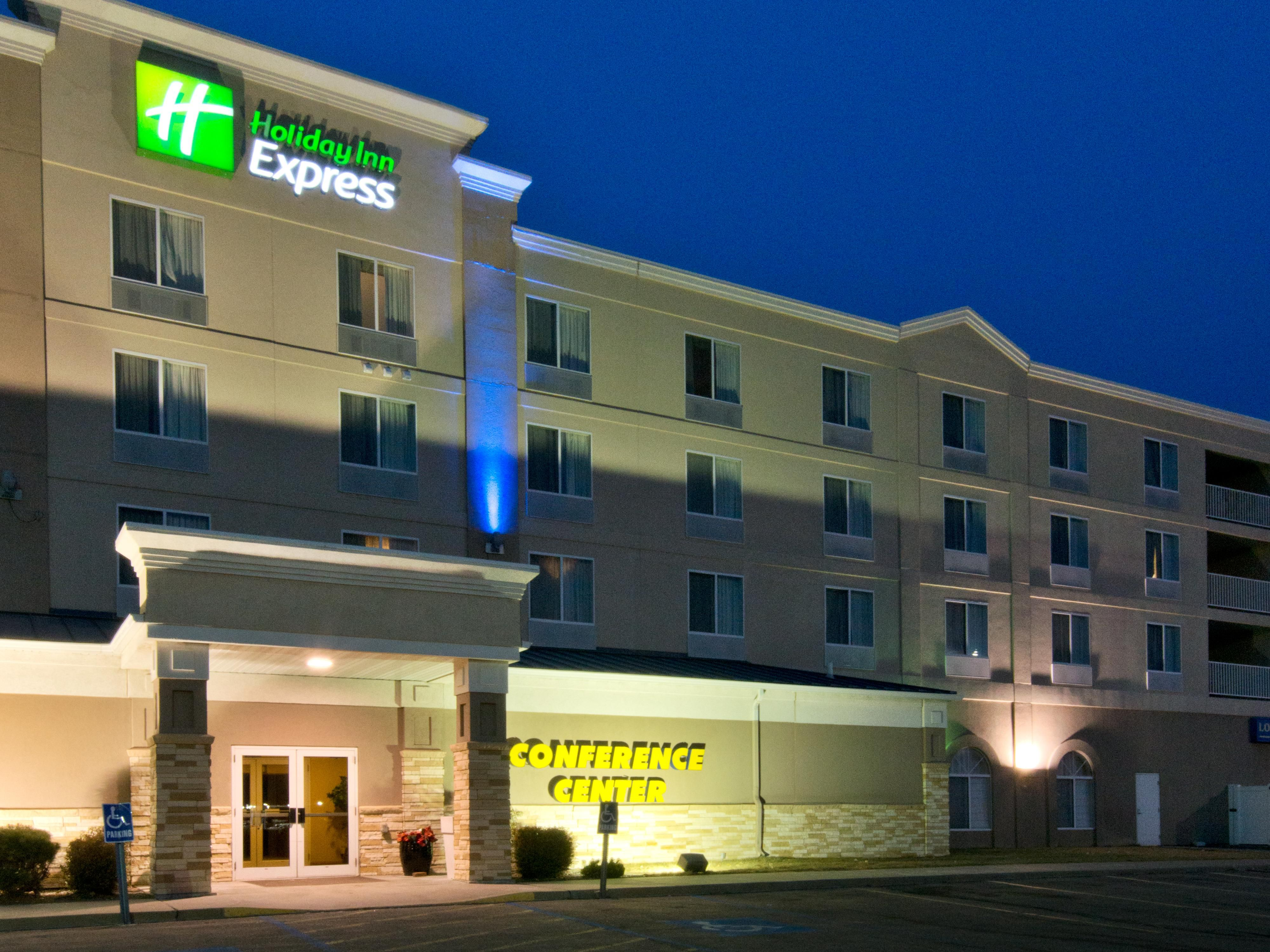 Holiday Inn Express North Platte near 20th Century Veterans Memori