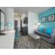 Two Queen Suite living area