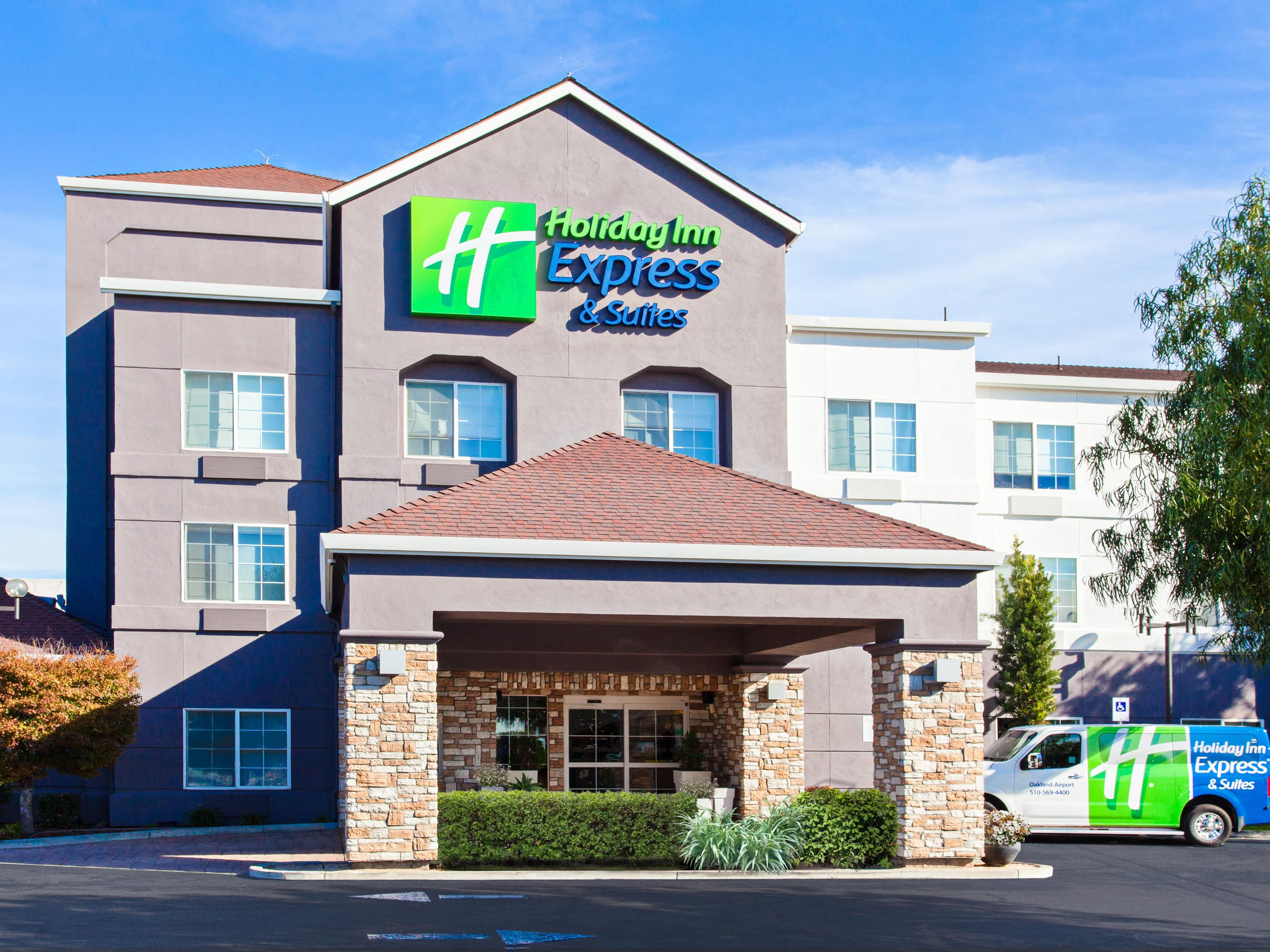 Oakland Airport Hotels Near Oracle Arena | Holiday Inn