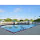 Enjoy the scenic view of Northside Park while relaxing at the pool