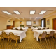 Holiday Inn Express Lake Okeechobee Meeting Room Classroom Set Up