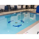 Swimming Pool: Holiday Inn Express Oklahoma City Hotel I35
