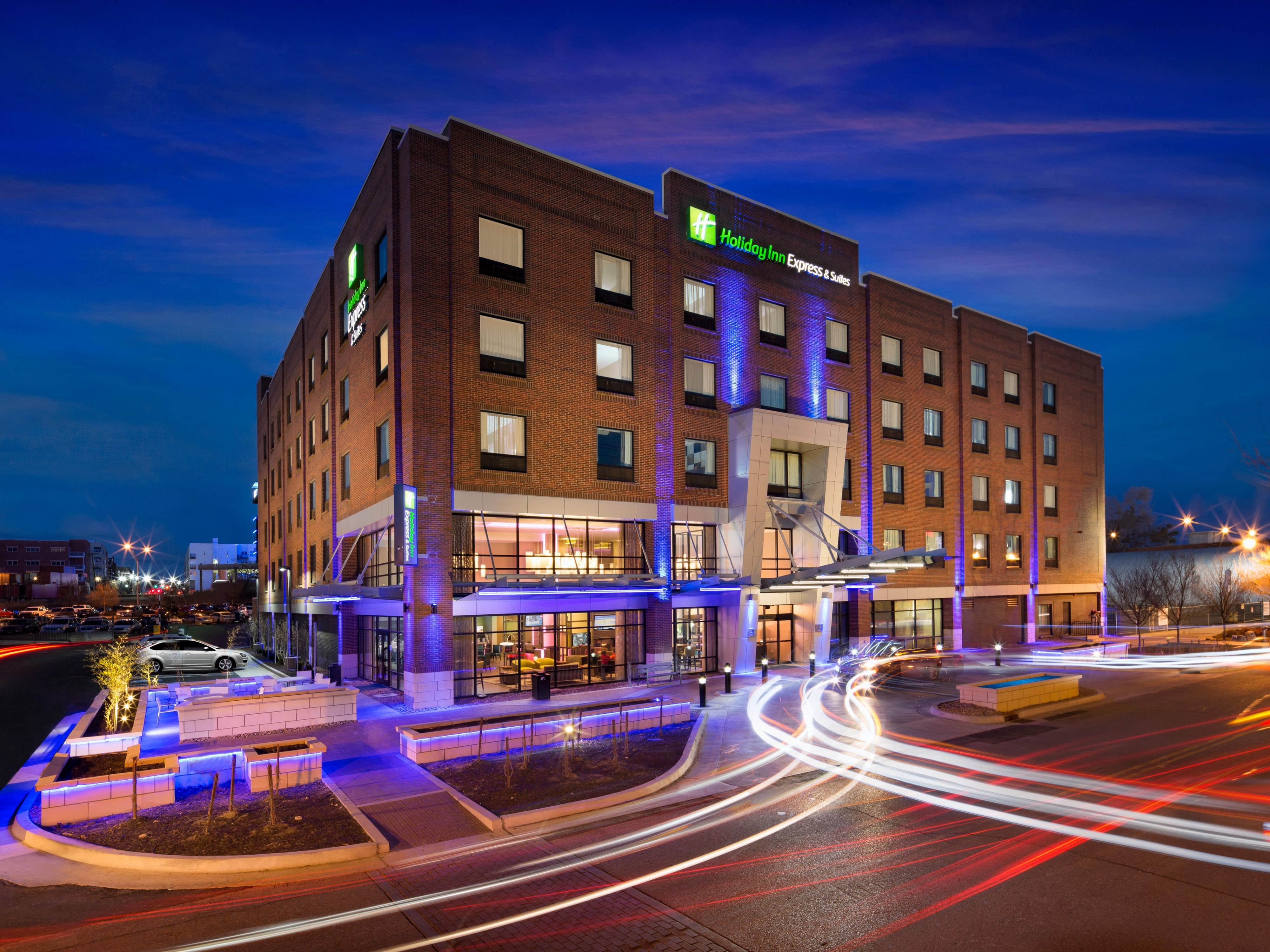 Holiday Inn Express Suites Oklahoma City Dwtn Bricktown Hotel By Ihg