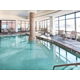 Start your day off in OKC with a dip in our indoor pool!