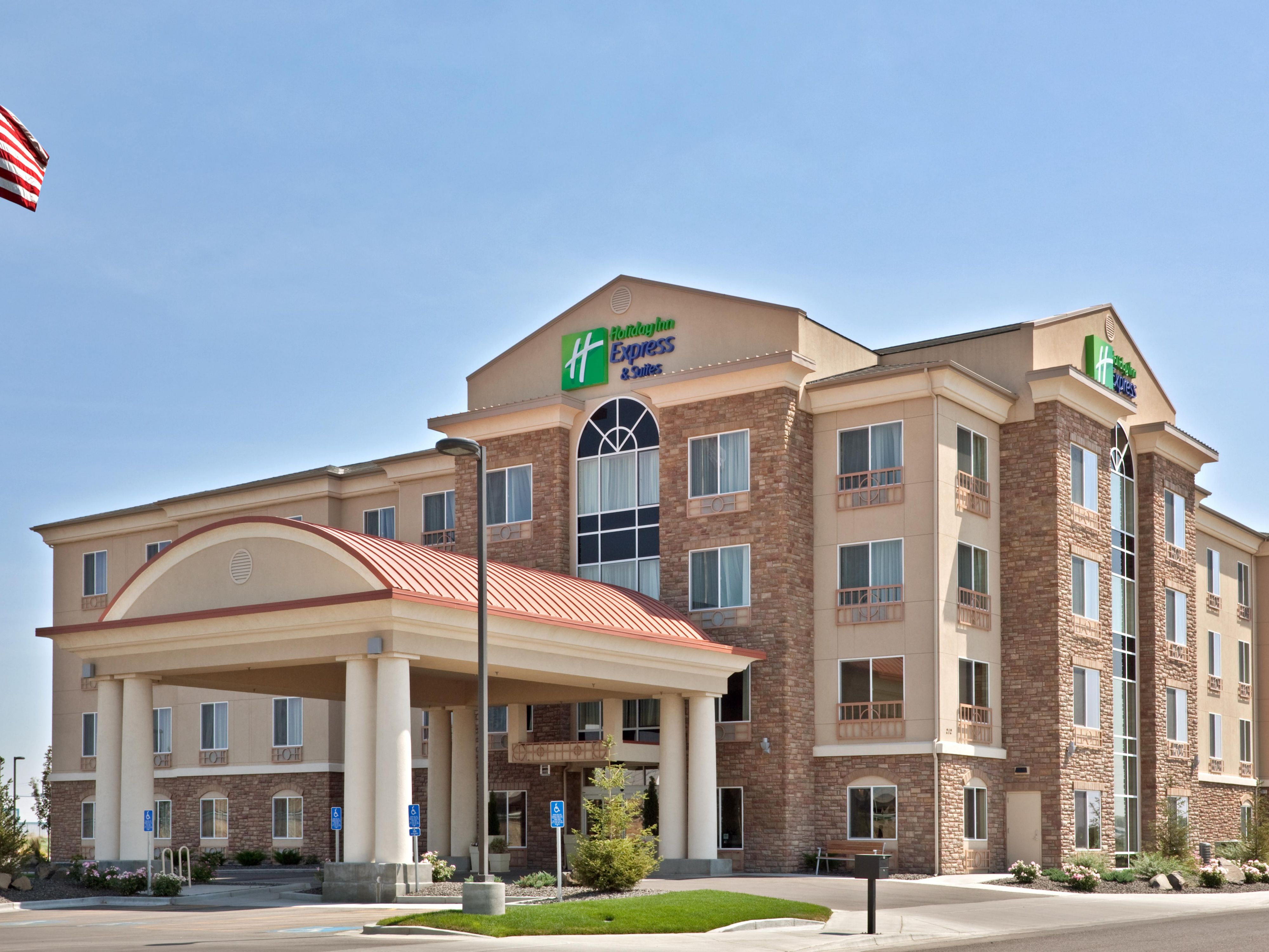 holiday inn express suites ontario hotel by ihg