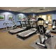 Enjoy a workout in our fully equipped Fitness Center.