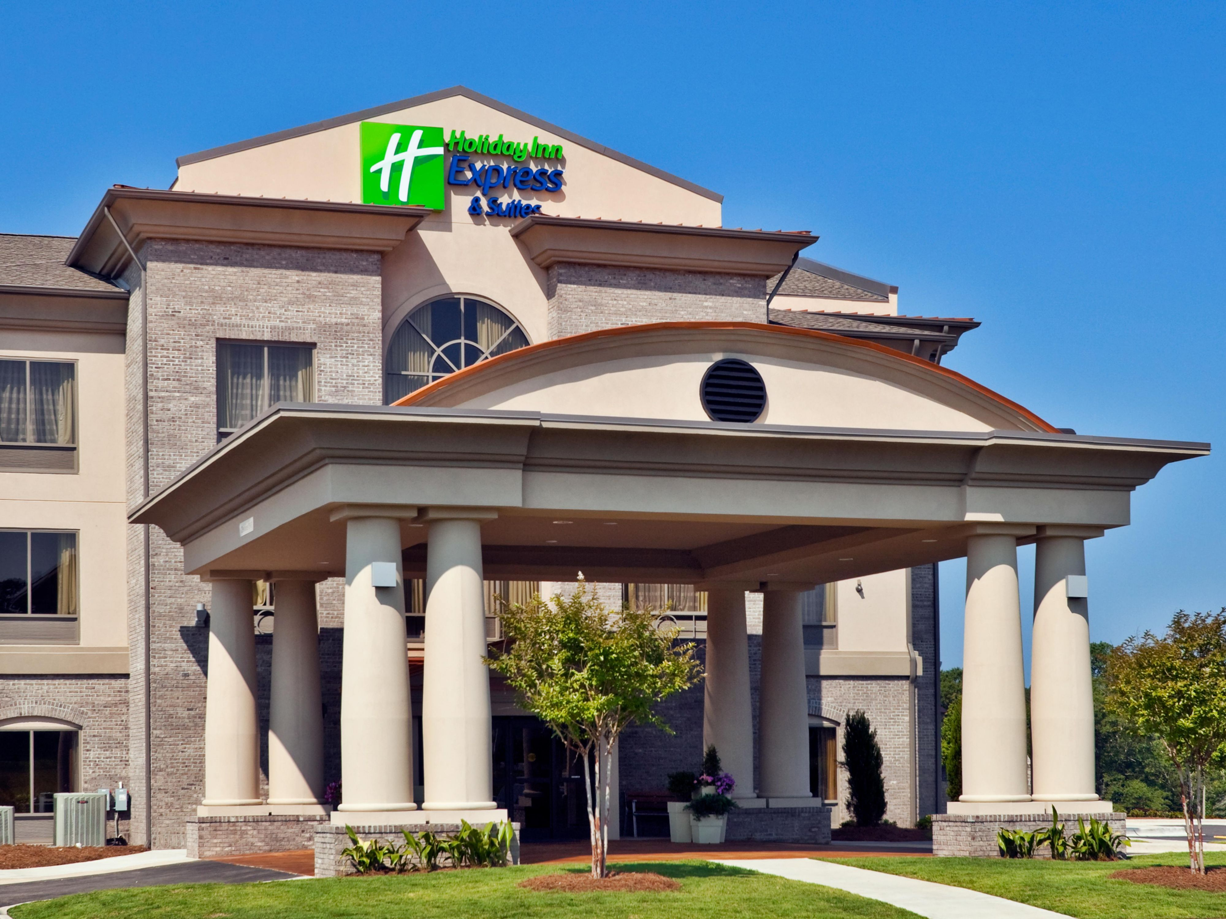 Stay Smart at the area's newest Holiday Inn Express