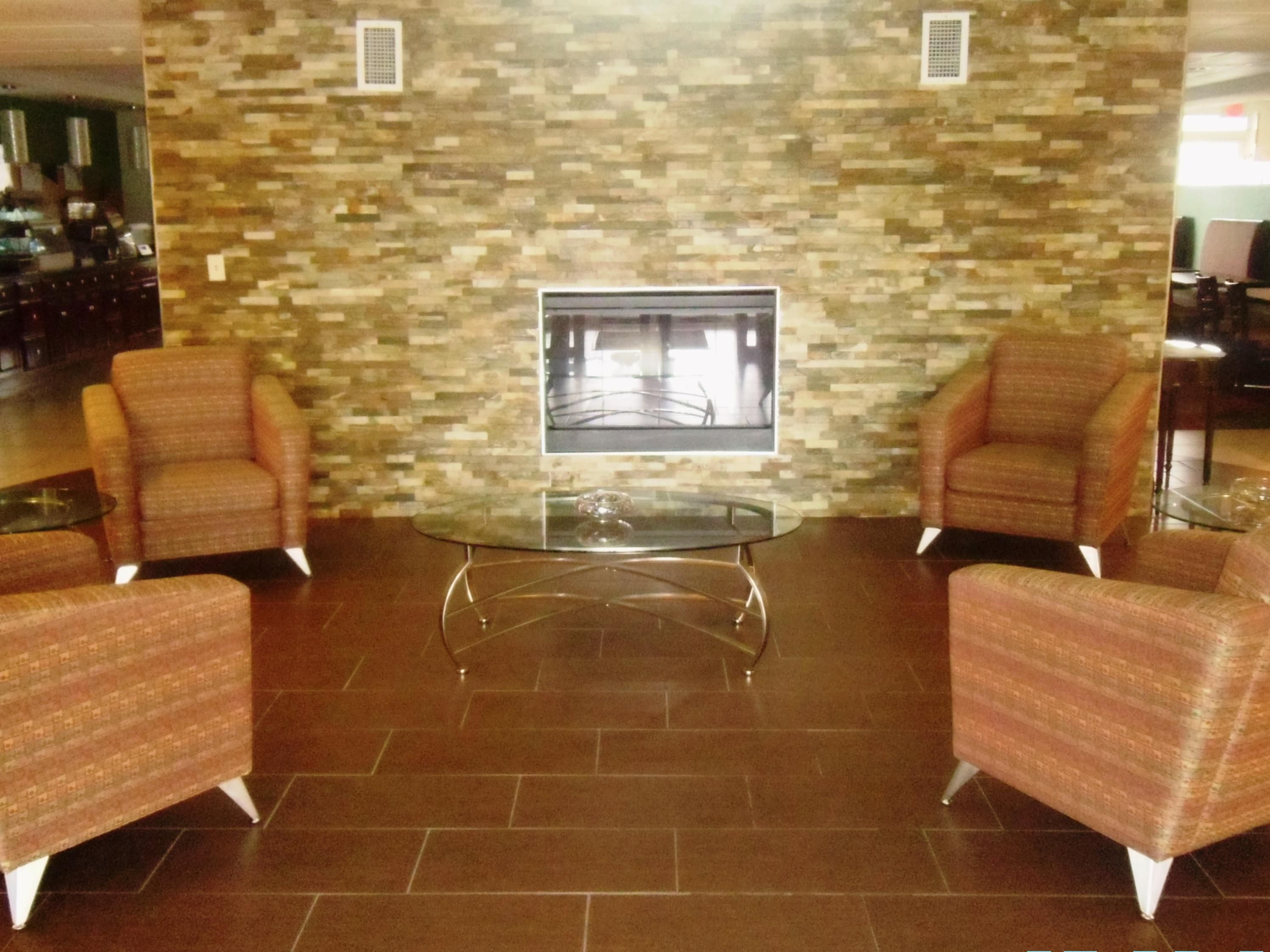 Lobby of Holiday Inn Express – Orange City – Deltona