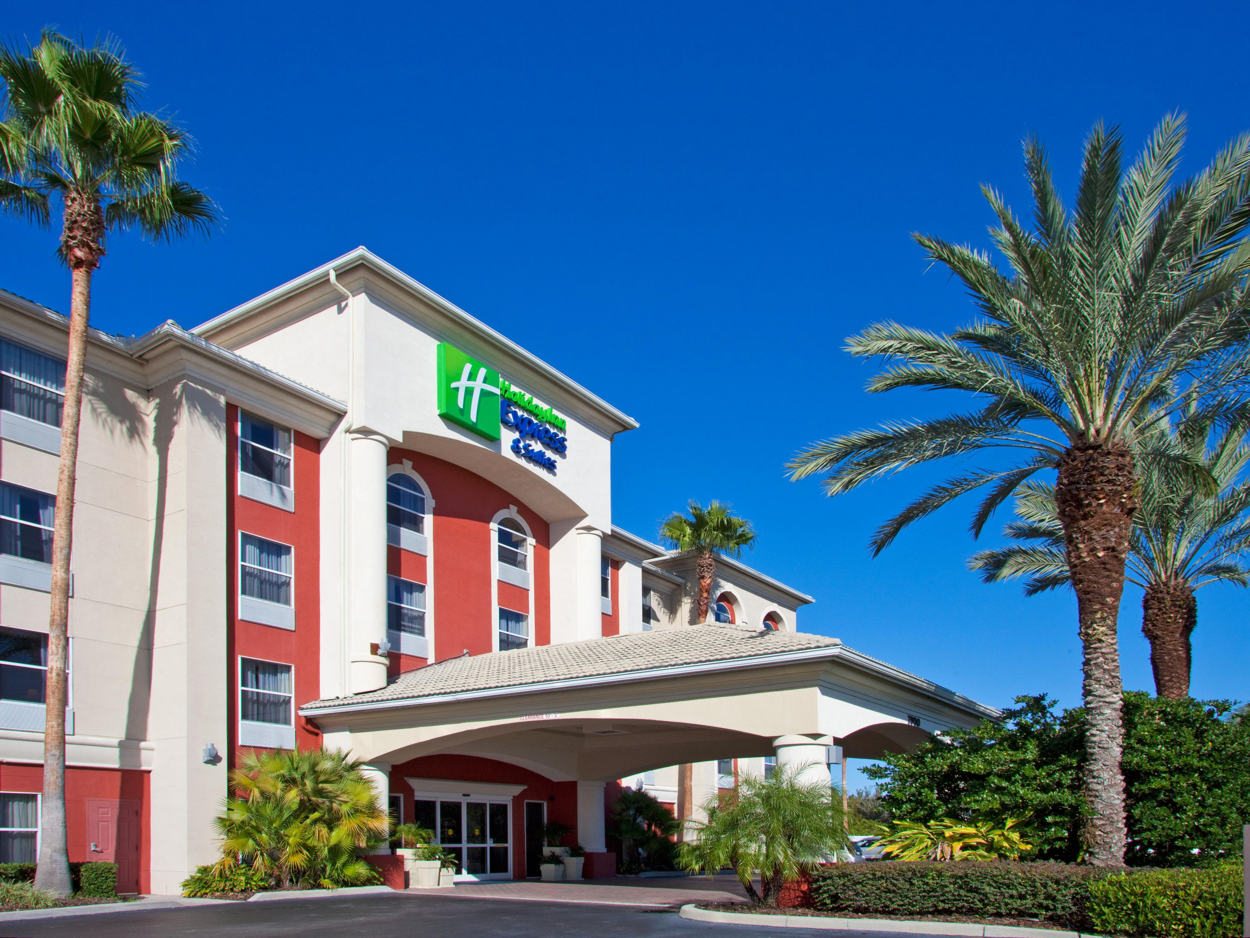 Holiday Inn Express Suites Orlando International Airport Hotel By Ihg