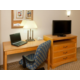 Catch up on work on your in-room work desk