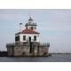 Oswego Harbor West Pierhead Lighthouse