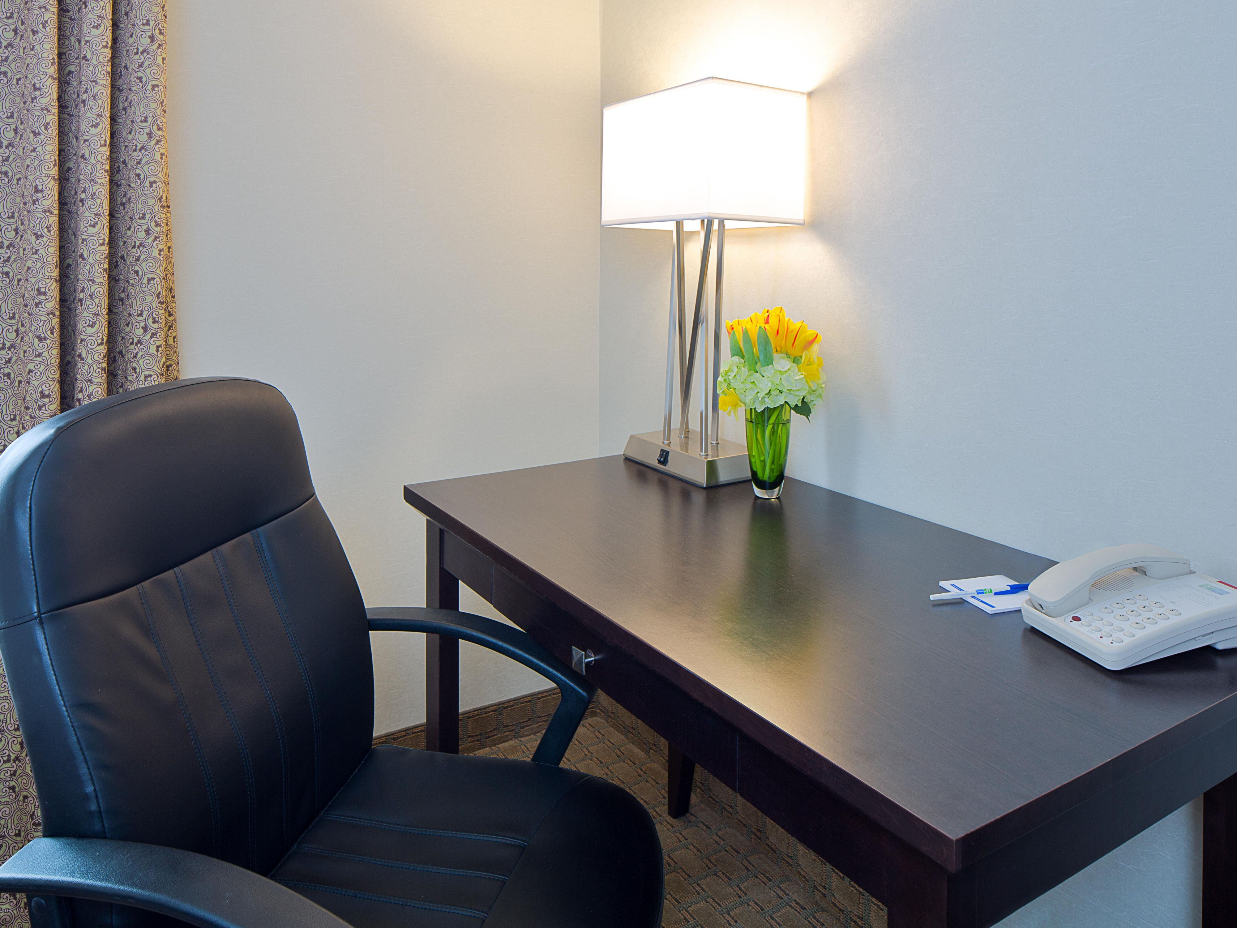 Modern King Room Desk