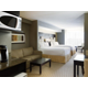 Suite with two Queen size beds, sofa bed and kitchenette.