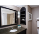 Guest Bathroom with handy amenities and plenty of towels
