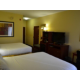 Holiday Inn Express & Suites Room has two queen beds