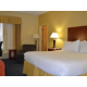 Holiday Inn Express & suites One King room and One Queen room
