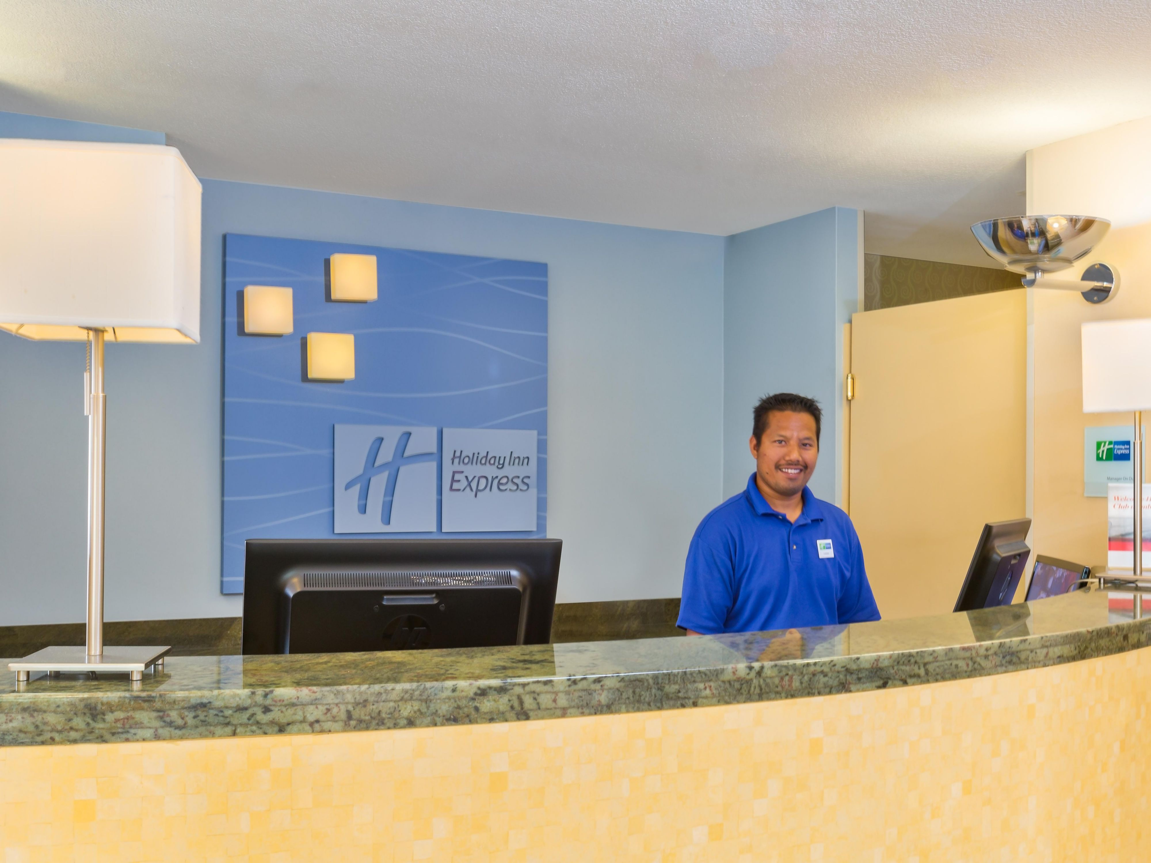 Welcome to Holiday Inn Express and Suites Pacifica