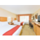 Holiday Inn Express Two Queen Bed Non View Room
