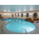 Enjoy a swim in our Pampa hotel heated to a comfortable 82 degrees