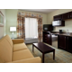 King Excutive Suite Living Area