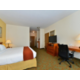 Standard King Room adjoins to a 2 Double Bedroom.