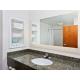 Guest room bath.
