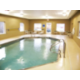 Relax in the heated indoor pool from 10am-10pm