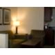 King Suite - Sleeper Sofa sitting area