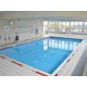 Sunlit All Season Indoor Swimming Pool