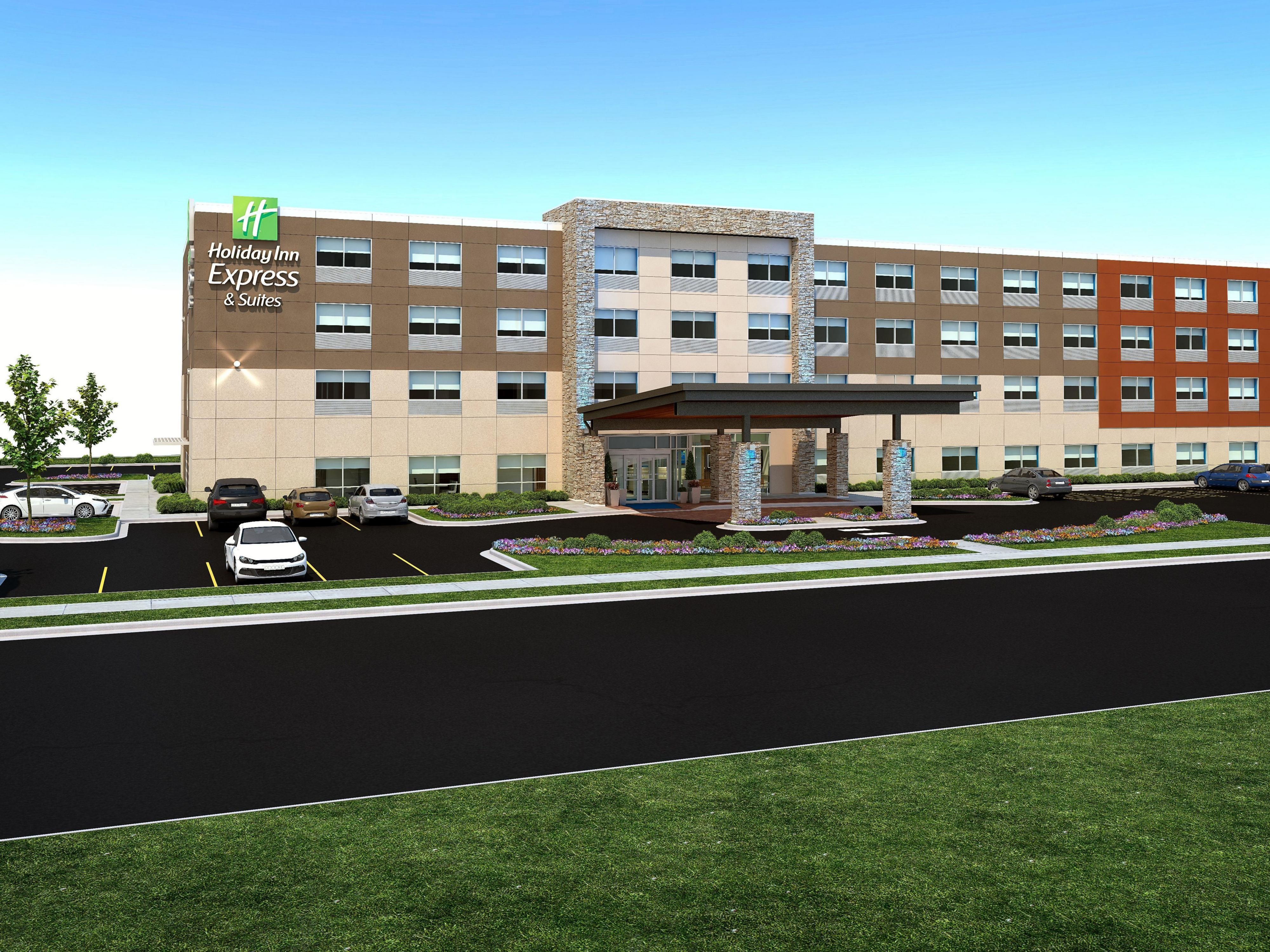 Holiday Inn Express Suites Plano East In Mckinney Texas